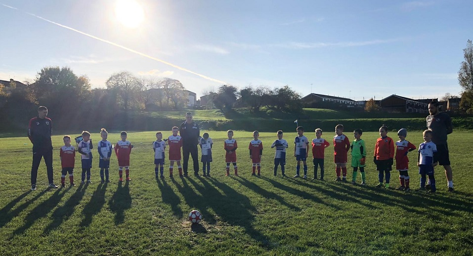 Remembrance Day sees Bristol united – for a minute!