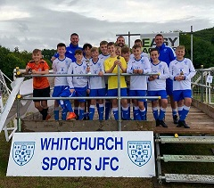 Kellands Bristol continues sponsorship of Whitchurch Juniors U13s